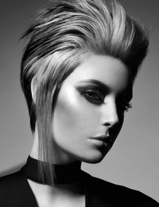 Anna Pacitto finalist Contessa Canadian Hairstylist of the Year 2017