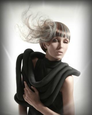 Anna Pacitto finalist NAHA Master Hairstylist 2011
