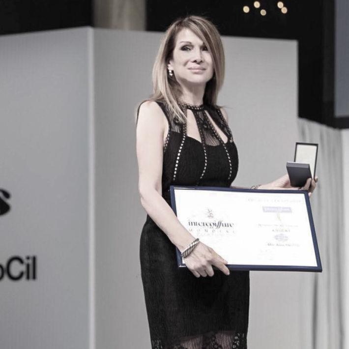 Anna Pacitto – New Artistic Director for Intercoiffure
