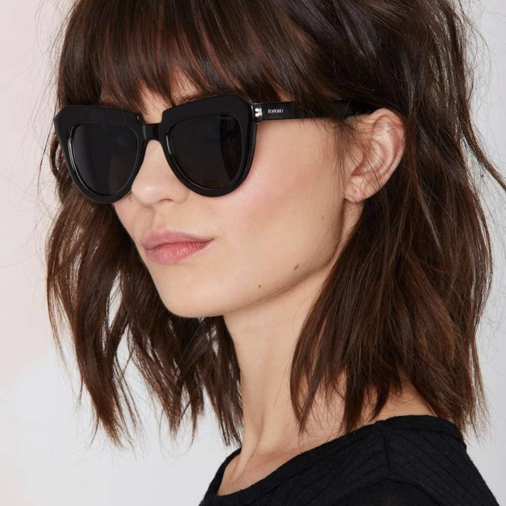 Pure Salon Montreal - The Shaggy Bog - Hair Trend for 2020 Blog 1